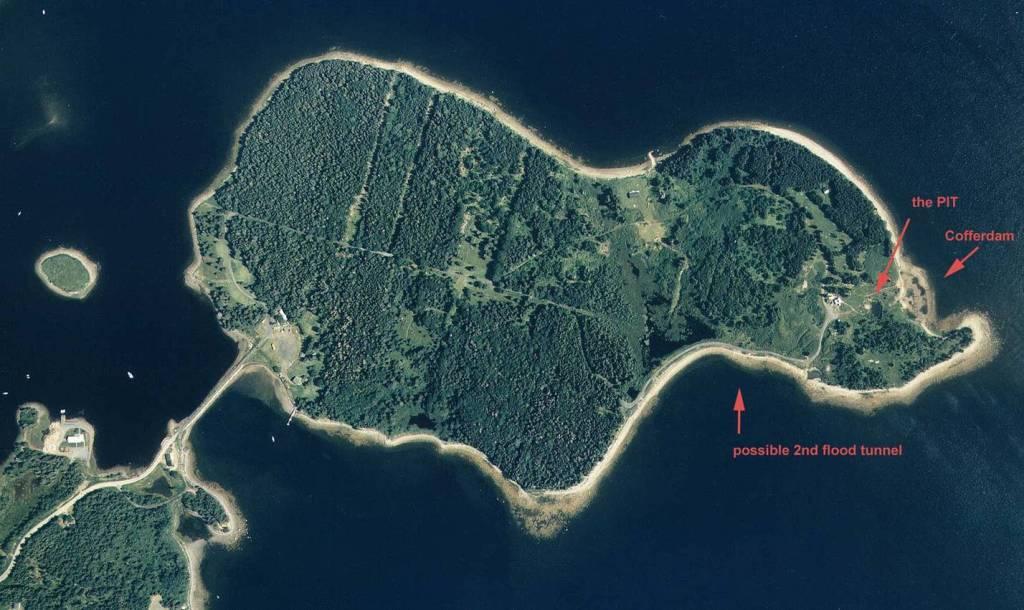 Oak Island Earthquake